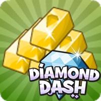 Diamond Dash : + 3 Lingots d'or GRATUITS !