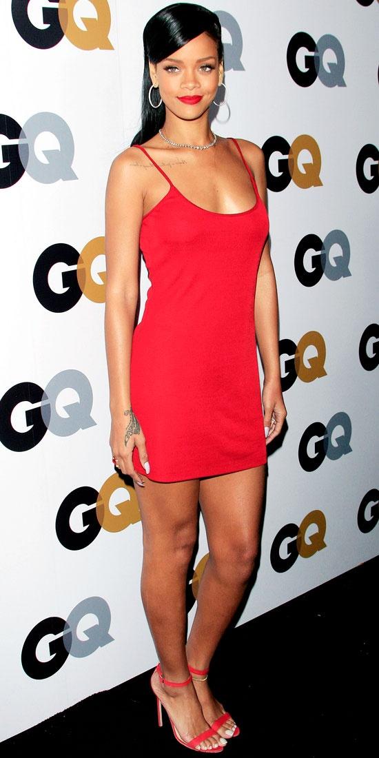 Hot Celebs Photos: Rihanna en GQ Men of the Year