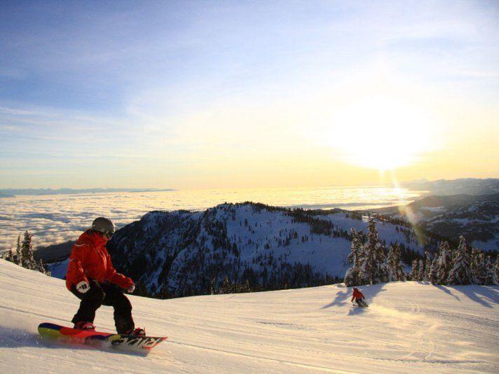 Mount Washington Alpine Resort, photo by James Watson