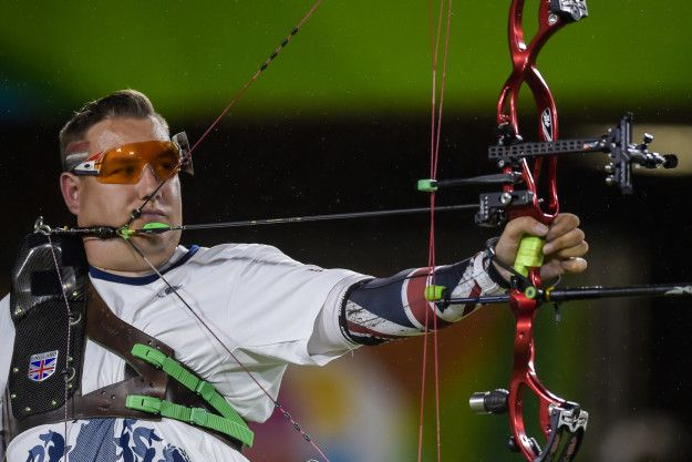 John Walker: Gold in men's W1 archery