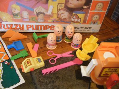 Play Doh Hairdresser Set