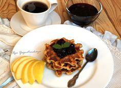 Диетические яблочные вафли - диетические блины / диетические вафли - Полезные рецепты - Правильное питание или как правильно похудеть