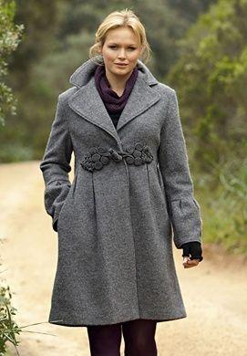 Plus Size Wool Coat By Taillissime | Plus Size Coats | Jessica London - StyleSays