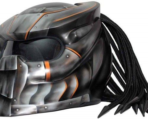 Sehr cooler Motorradhelm im #Predator Style. Mehr coole Produkte, Geschenkideen, Gadgets und Geeky Stuff auf devallor.de - Make it yours!