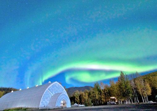 Chena Hot Springs Resort - Fairbanks, Alaska