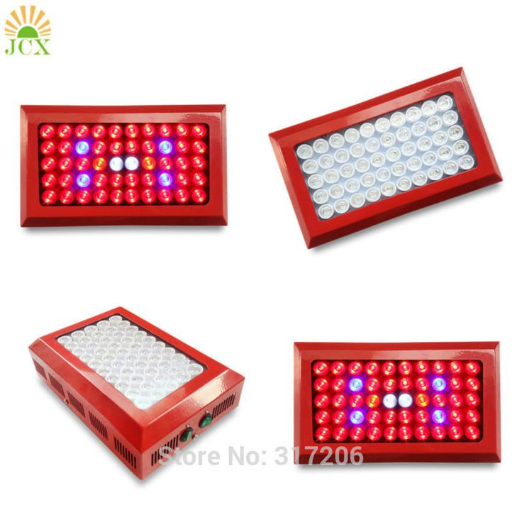 4 pcs 150W High Power Led Grow Light X-Lens Growing Lights For Indoor Growing Tents