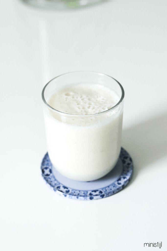 Smoothies recepten: appel - peren smoothie