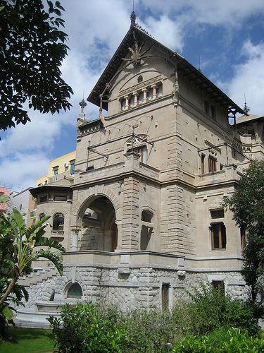 Villa Florio, Palermo #TuscanyAgriturismoGiratola