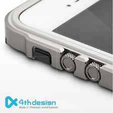 New Amazing Blade5 Aluminum Metal Bumper Hard Case Cover for iPhone 5 5S