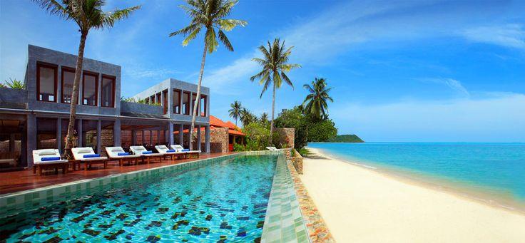 Prana Beach Villas - Koh Samui