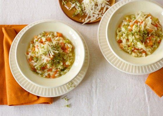 Gemüse-Risotto