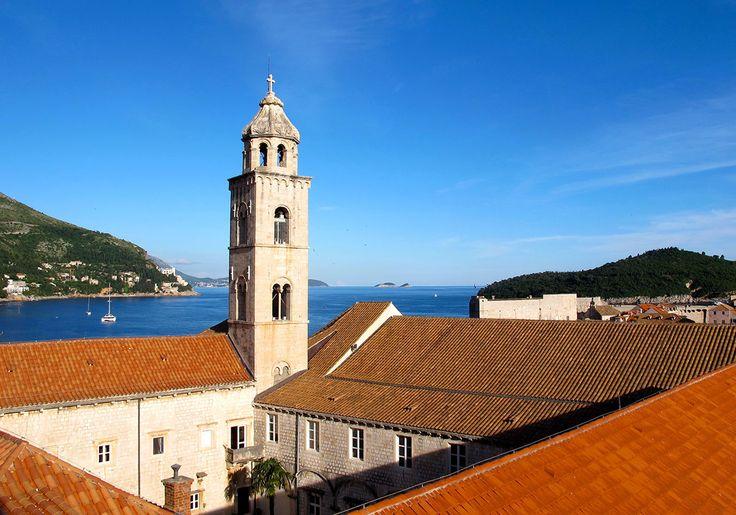 Путешествие в хорватский Дубровник Средневековая история, бирюзовые бухты и высокая кухня города-жемчужины Адриатики