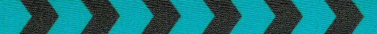 """Country Brook Design 3/8 Inch Midnight Chevron Polyester Webbing, 50 Yards. 100% Polyester. Approximately 0.044"""" or 1.11mm thick. 450 lbs tensile strength. Melting point of 500 degrees Fahrenheit. UV, Rot, mildew and Moisture Resistant."""