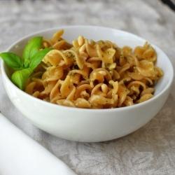 Vegan Basil Pesto recipe | Get in my belly!!! | Pinterest