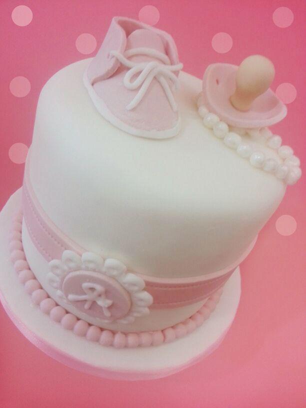 FONDANT BABY CAKE