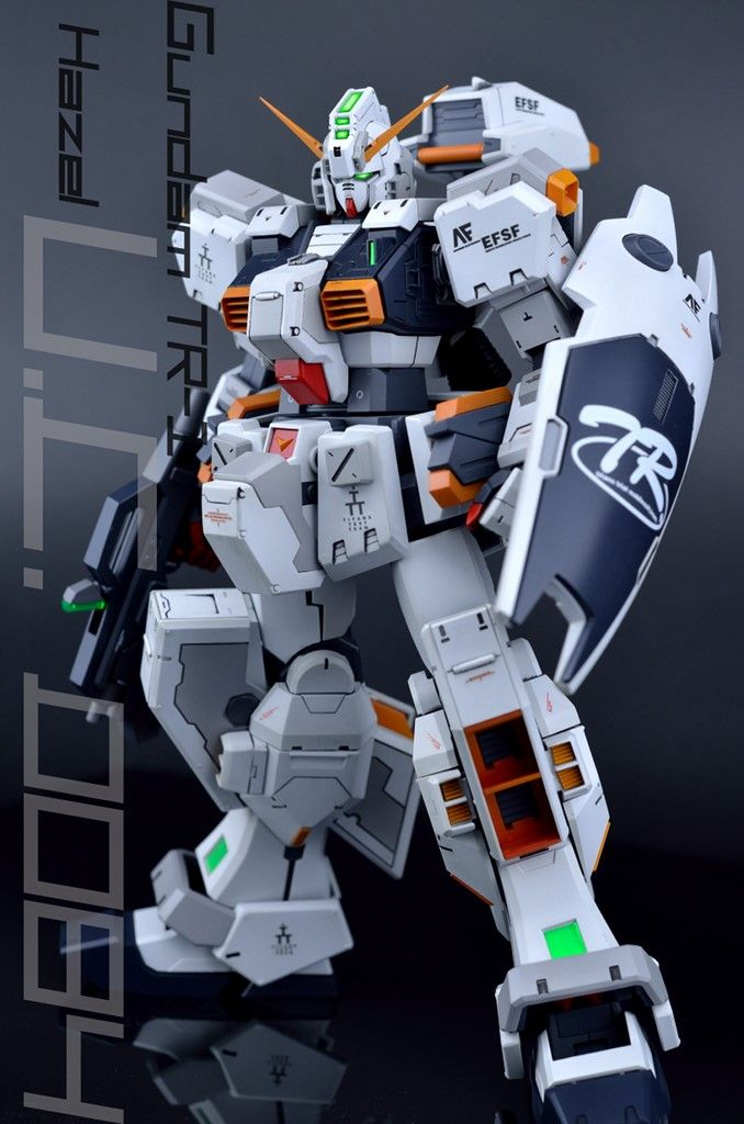 GUNDAM GUY: [k's]1/100 RX-121 Gundam Hazel - Custom Build
