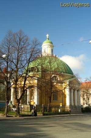 Iglesia Ortodoxa de Turku- Finlandia Turku Orthodox Church  - Finland