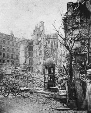 Paris after Bloody Week 1871