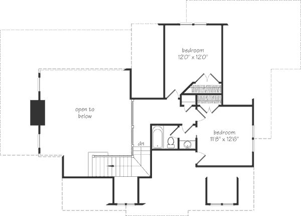 112 best Bungalow Floor Plans images on Pinterest Bungalow floor