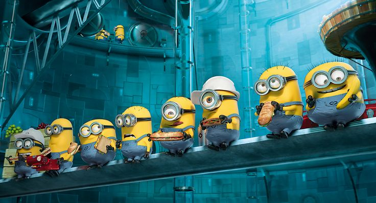 Despicable Me 2 Minion Image
