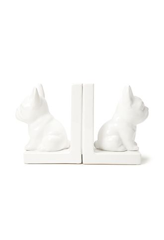 The cutest French Bulldog bookends
