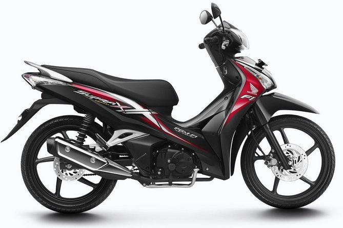 Dealer motor Honda Jakarta mempunyai koleksi baru dari motor Honda yaitu Honda Supra X 123 FI dan New Honda Blade 125 FI
