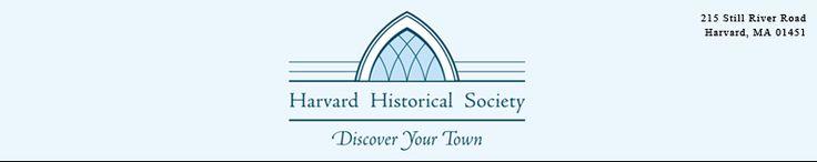 WORCESTER COUNTY - Harvard Historical Society, Harvard, Massachusetts