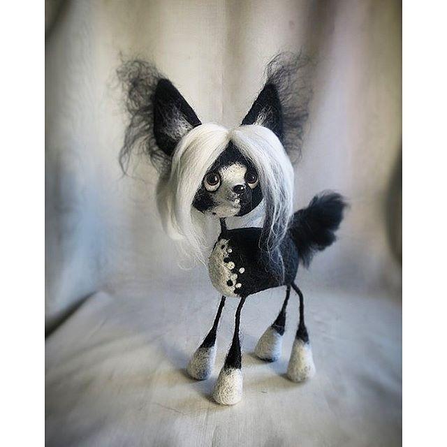 [2016.4.12] Wonder Zoo   Needle Felted Wool Animals Projects Inspirati   Feltify