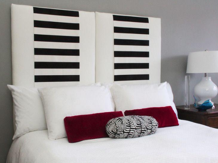 Amazing 45 Cool Headboard Ideas To Improve Your Bedroom Design 7