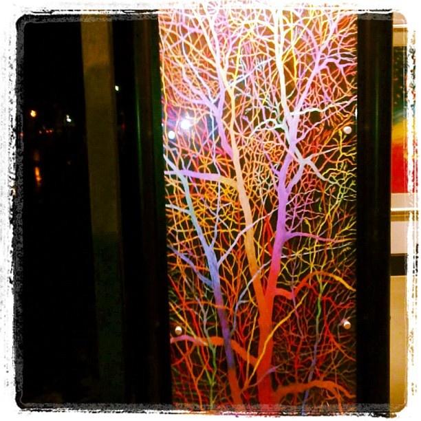 @gallerifineart's photo: #fineart #tonight #carina #yttredahl #afterwork #see #you #tomorrow #fineart #ar t#gallery #tjuvholmen #akerbrygge #oslo
