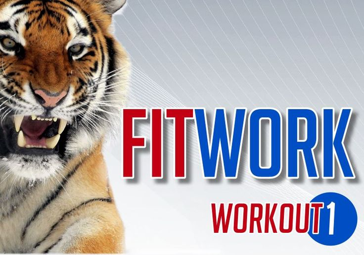 FITWORK – Workout 1