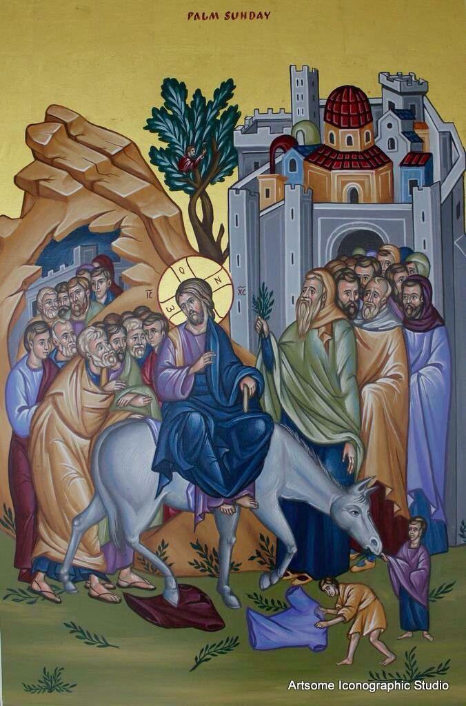 Entry into Jerusalem / Palm Sunday