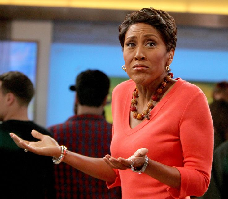 Robin Roberts Diagnosed With Very Serious Disease (DETAILS)
