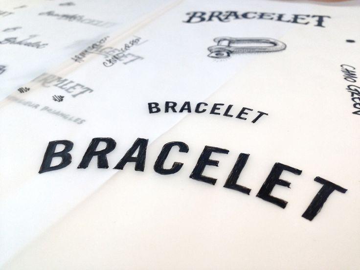 Agency: Shortlife | graphic design  Designer: Peter Kortleve  Project Type: Produced, Commercial Work  Client: Monsieur Bojangles  Locatio...