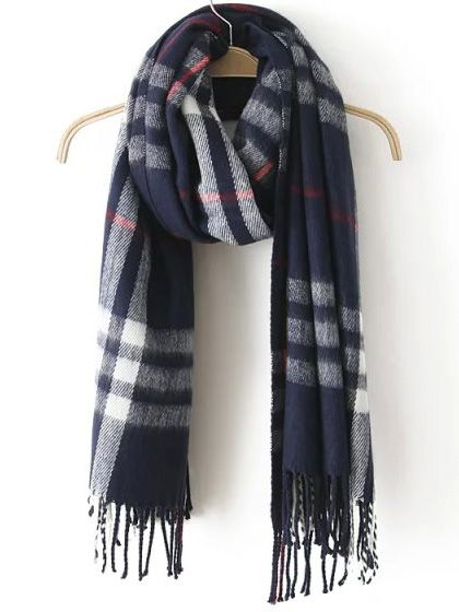 My 8 Favorite Scarves For Fall/Winter