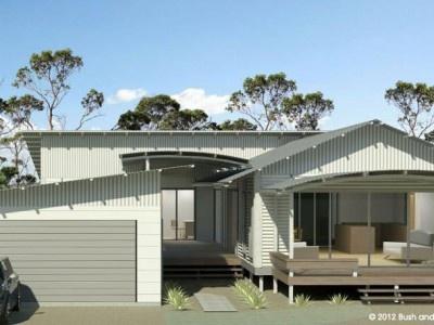 Bush and Beach House & Home Designs