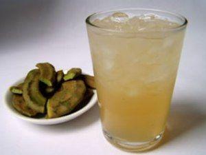 Resep Minuman Kunyit asam