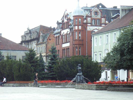 Kędzierzyn-Koźle rynek