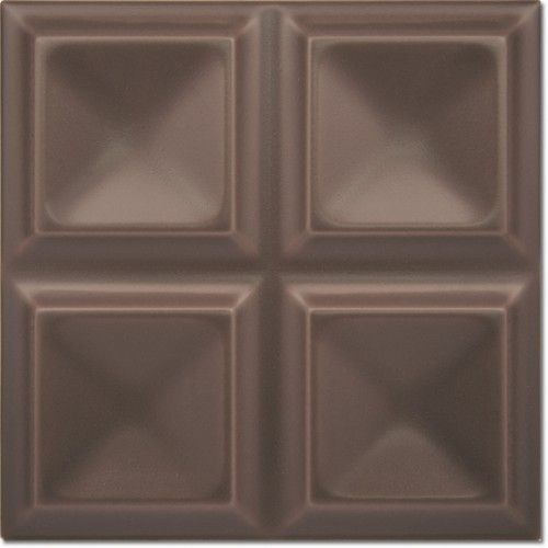 Cubos Chocolate Mate 20x20