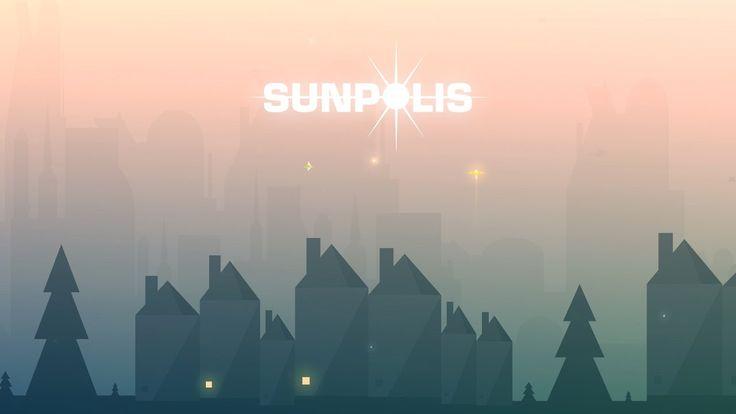 Sunpolis 1.0 Trailer https://youtu.be/oVBuAB_ZQwE