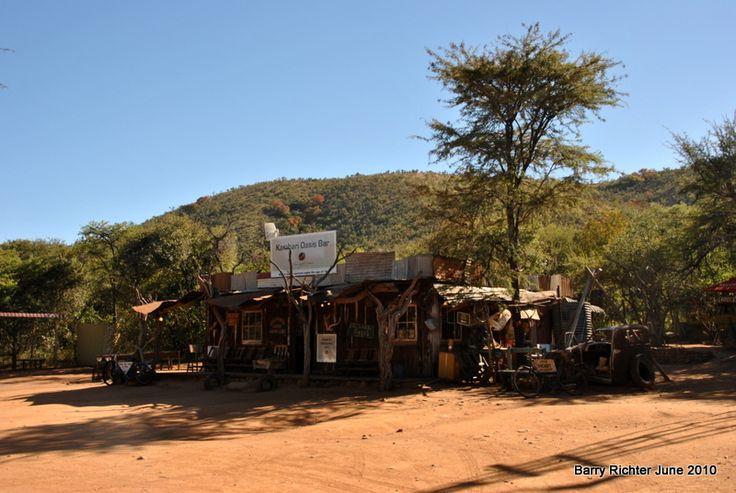 Bush Pub - Bela Bela, Limpopo