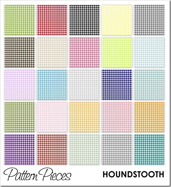 yellow houndstooth printable: Patterns Pieces, Houndstooth Patterns, Free Patterns
