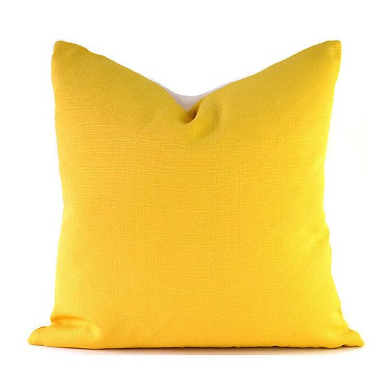 indoor outdoor pillow covers any size decorative pillows yellow pillow richloom outdoor forsythe soleil