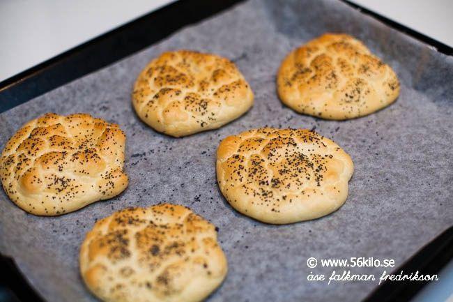 LCHF bröd (oopsies)