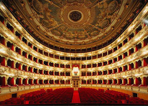 Teatro Grande - Great Theatre, Brescia
