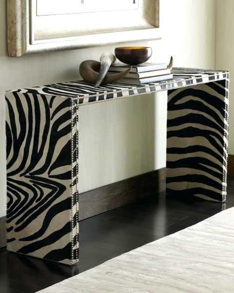 Zebra-Print-Möbel   Haus deko, Inneneinrichtung ...