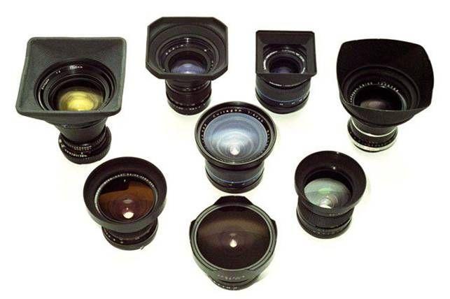 Attrezzatura fotografica per le fotografie a lunga distanza