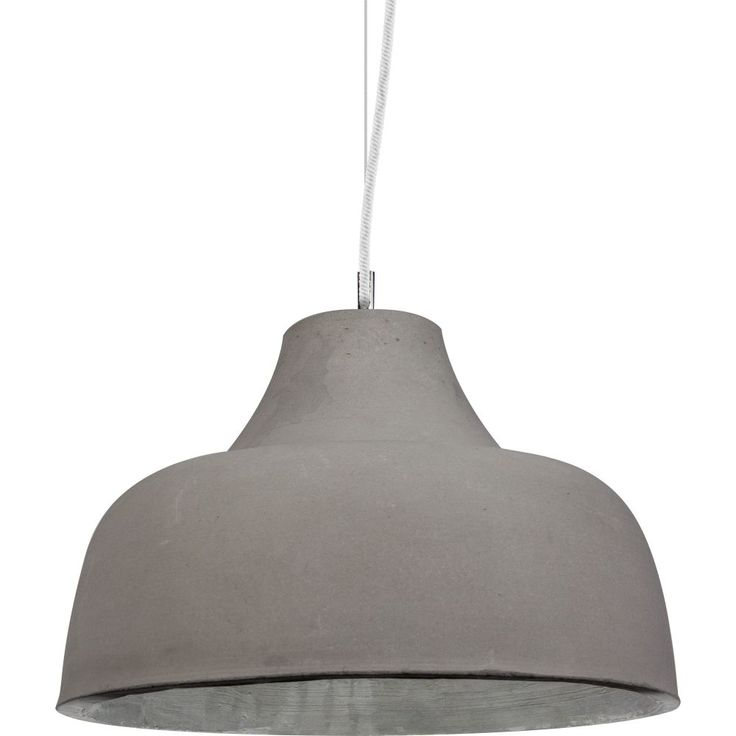 Concrete No.2 Pendant Light, Reinforced Concrete