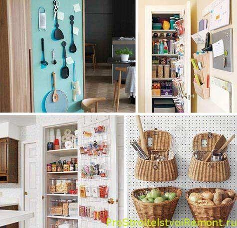 Как увеличить маленькую кухню фото?