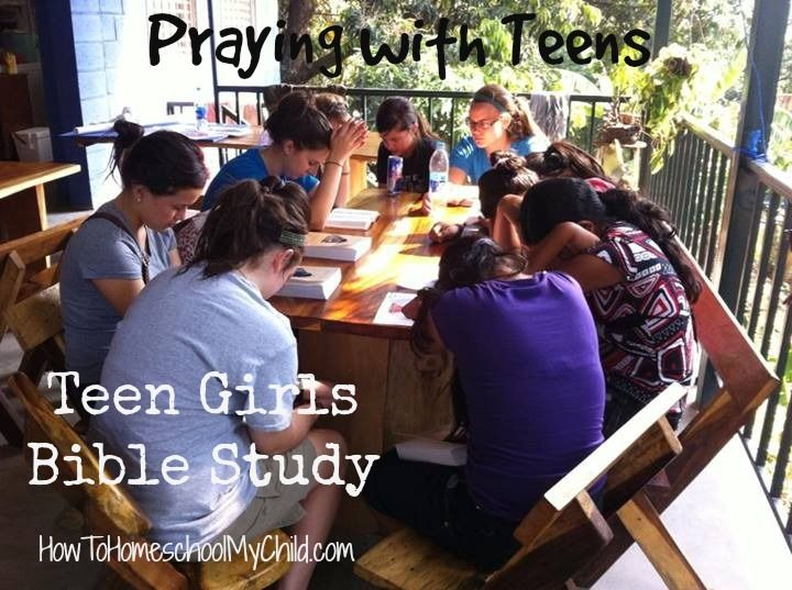 teen girls bible study - family mission trips - HowToHomeschoolMyChild.com